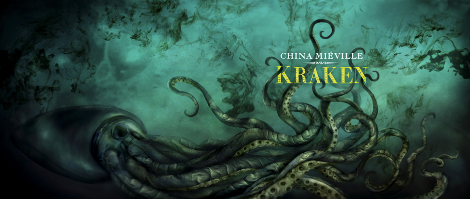 The Kraken Unveiled… | Vincent Chong Illustration & Design ...