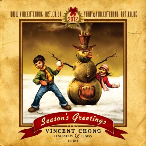 seasons greetings 2012