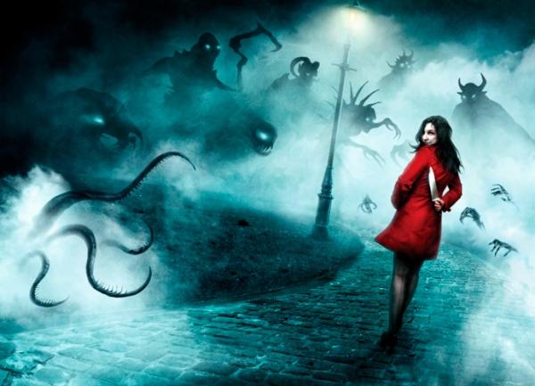 a killer among demons