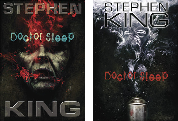 Cover Art For Stephen Kings Doctor Sleep Vincent Chong