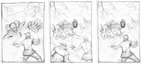 spellbound sketches