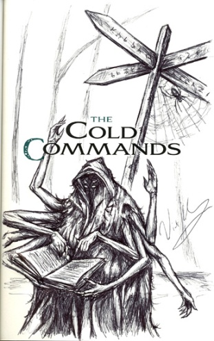 The Cold Commands - The Creature at the Crossroads remarque
