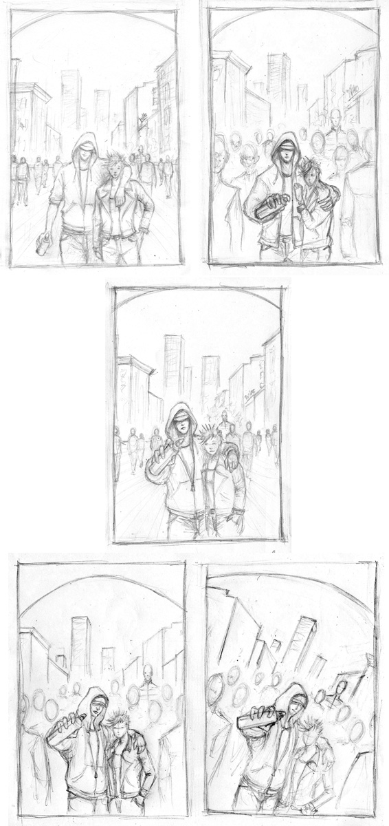 life on the preservation roughs