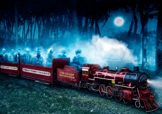doctor sleep_ghost train