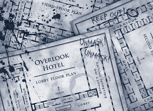 overlook floor plans_the shining