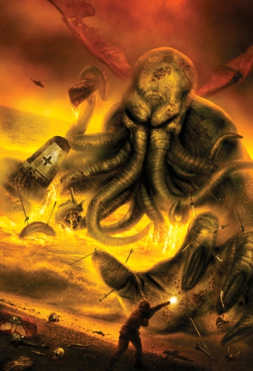 world war cthulhu