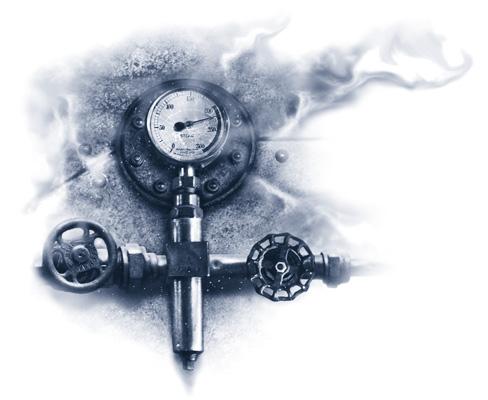 boiler pressure gauge_duotone
