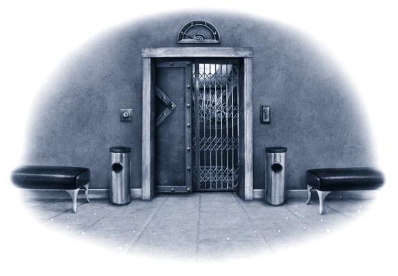the elevator_duotone