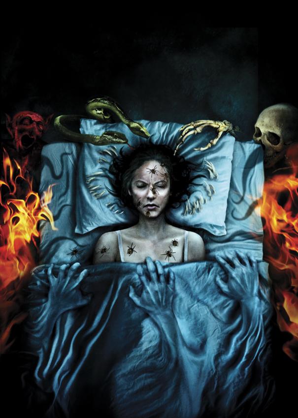Image result for Nightmares dreams spiritual