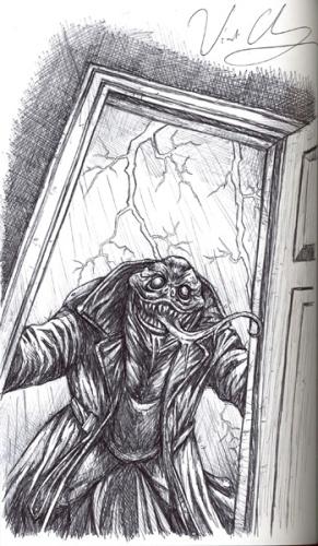 Storm Front – Toad Demon remarque