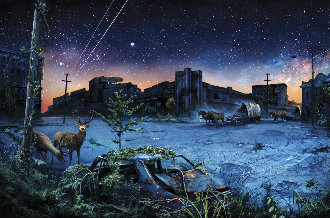 Image result for drawings of Station Eleven